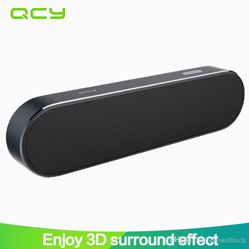 QCY B900 Bluetooth V4.1 speakers portable wireless speaker 3D stereo loudspeaker sound system support 3.5mm AUX music play