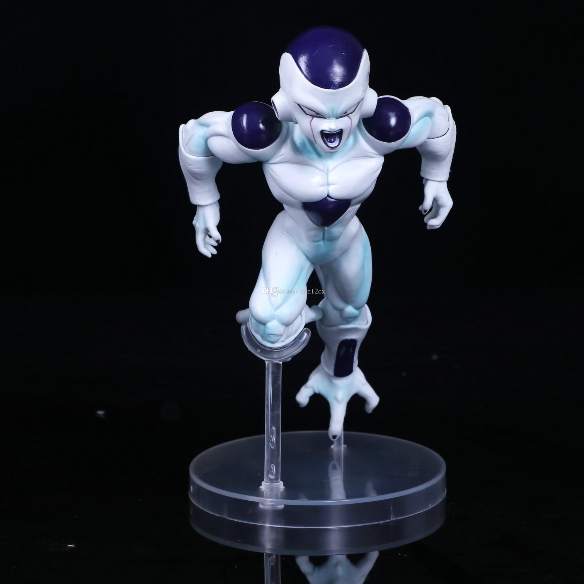Freezer Figure 7/'/' PVC Model Toy Gift // Frieza DragonBall Z Freeza That Hurt