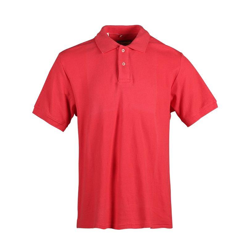 2018 été nouvelle chemise de la mode des hommes d'affaires couleur pure en vrac veste à manches courtes hommes manches courtes revers de coton pur
