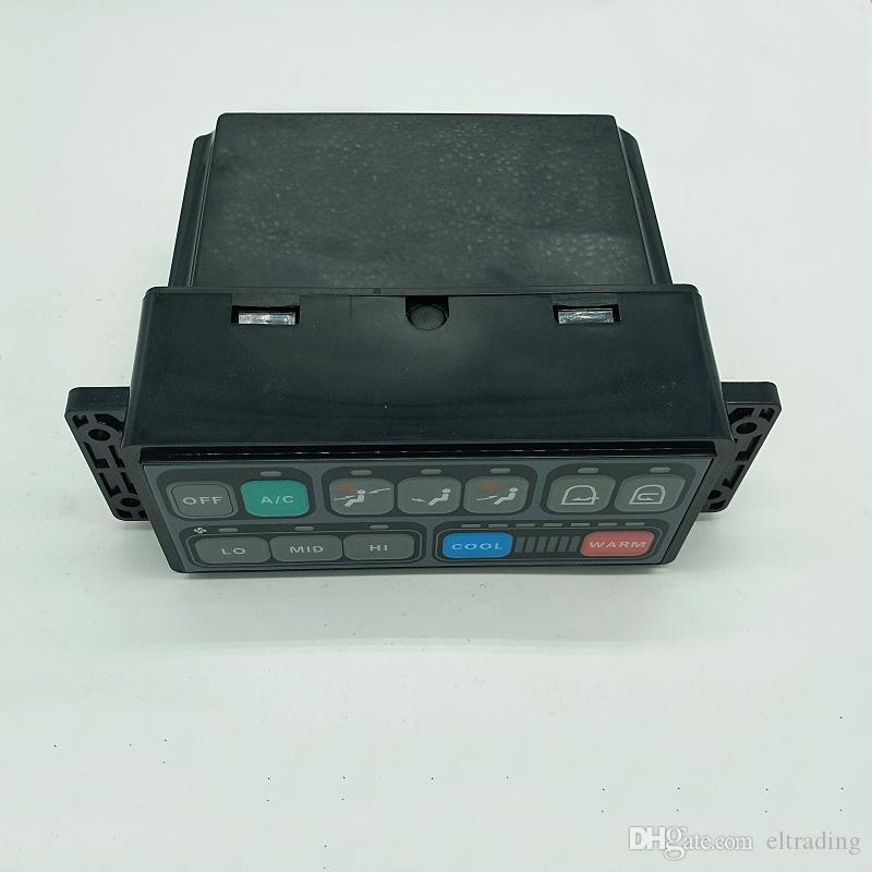 Panneau de commande de climatiseur 543-00049 pour S140LC-V 170LC-V 220LC-6 225LC-V 300LC-V 340LC-V