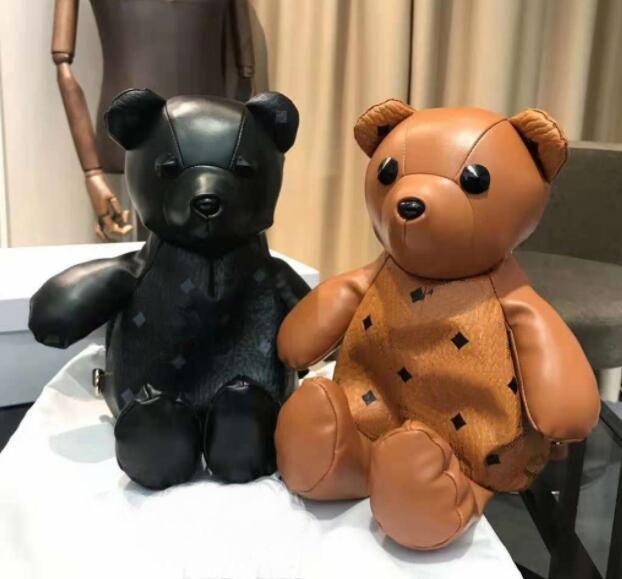Hot Top quality fashion bear backpack. Girl may bear messenger bag