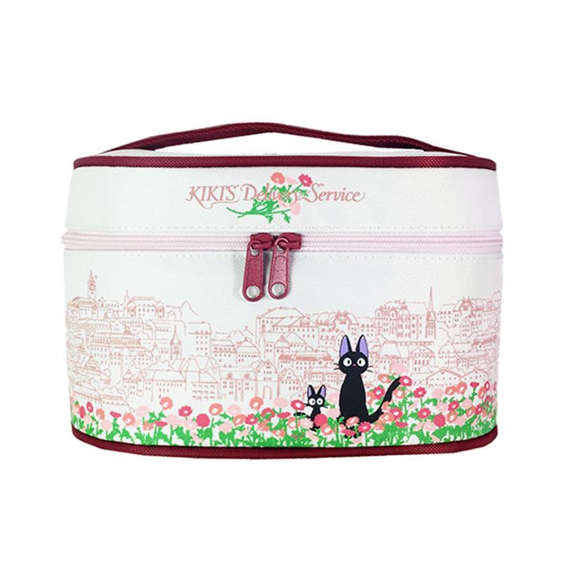 Cute Cartoon Kiki Lieferservice Katze Make-up Tasche Kosmetiktaschen Frauen Beauty Case Make-up Aufbewahrungsbox Kulturbeutel
