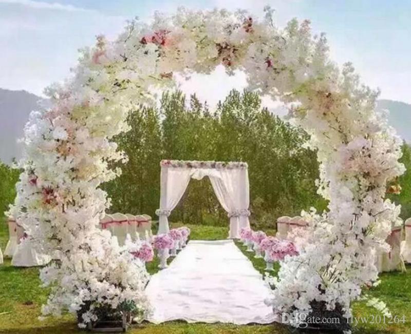 Acheter Artificielle Simulation Fleur De Cerisier Bouquet De Fleurs