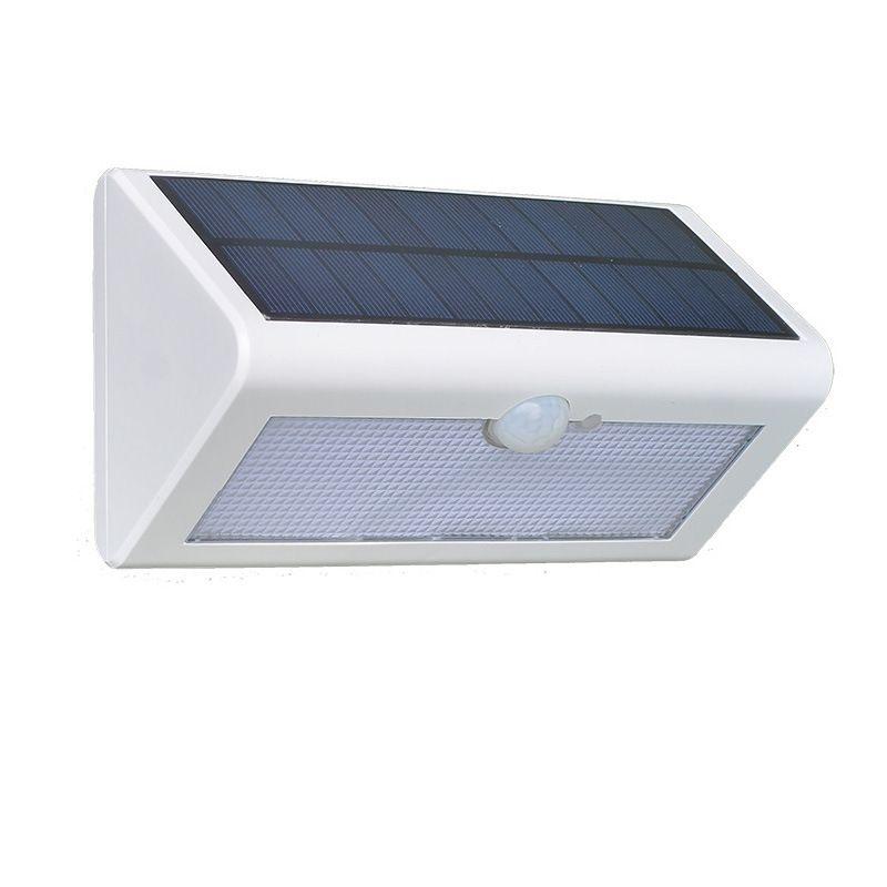 52 LED IP65 Luz Solaire Led Para Extérieur PIR Capteur De Mouvement En Plein Air Jardin Lumière Lamparas Solares Potentes Lampe 2018 Moderne