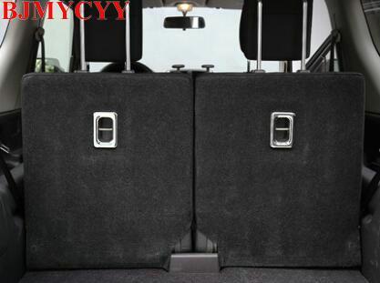 ABS Araba Styling Gövde Hooks Sticker Dekorasyon Kapak Suzuki Jimny Araba Aksesuarları için Uygun