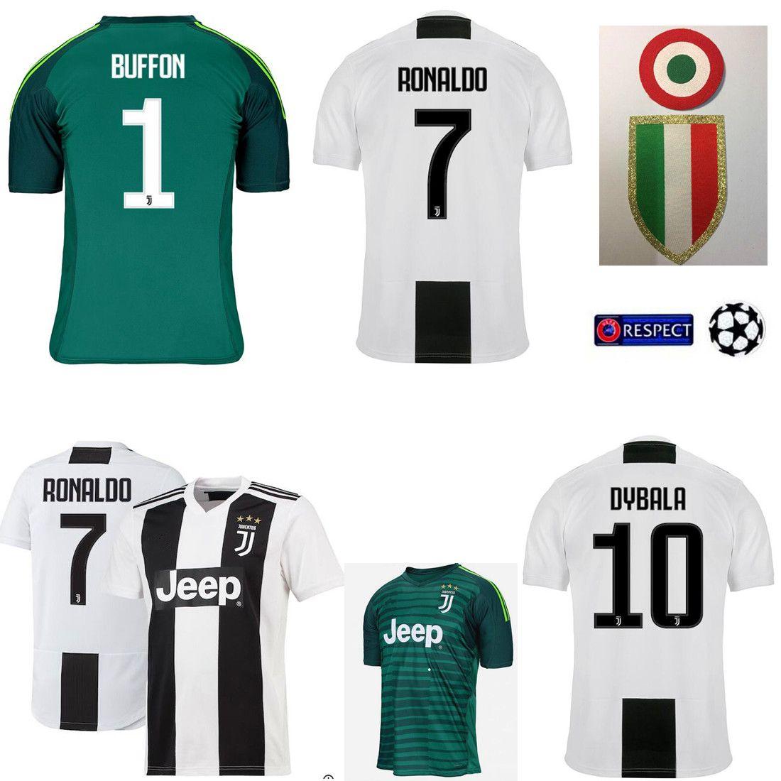 sale retailer wholesale dealer presenting 2019 2018 2019 RONALDO Juventus Soccer Jersey Football Shirt MANDZUKIC  CHIELLINI Camiseta 18 19 DYBALA HIGUAIN BERNARDESCHI Maillot De Foot From  ...