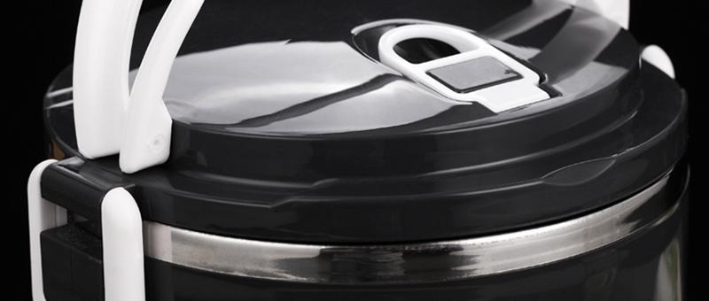 Black Bento Box 19