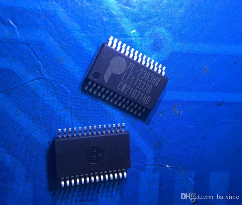 Vente en gros 10 pièces PL2303 PL2303HXD PL-2303HXD PROLIFI SSOP en stock nouvelle et originale