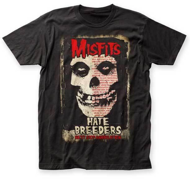 Misfit tee shirt XL, 2XL