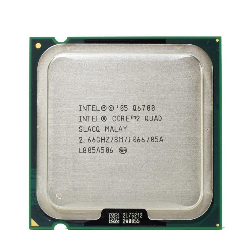 2018 Intel Q6700 Core 2 Quad Processor 2.66GHz 8MB Quad-Core FSB 1066 Desktop LGA 775 CPU