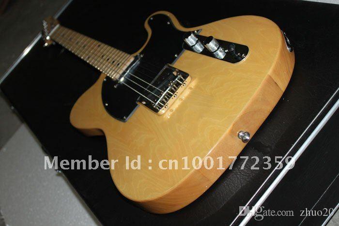 Özel Mağazalar 60. Yıldönümü Sınırlı Broadcaster Nocaster Sarışın Elektro Gitar
