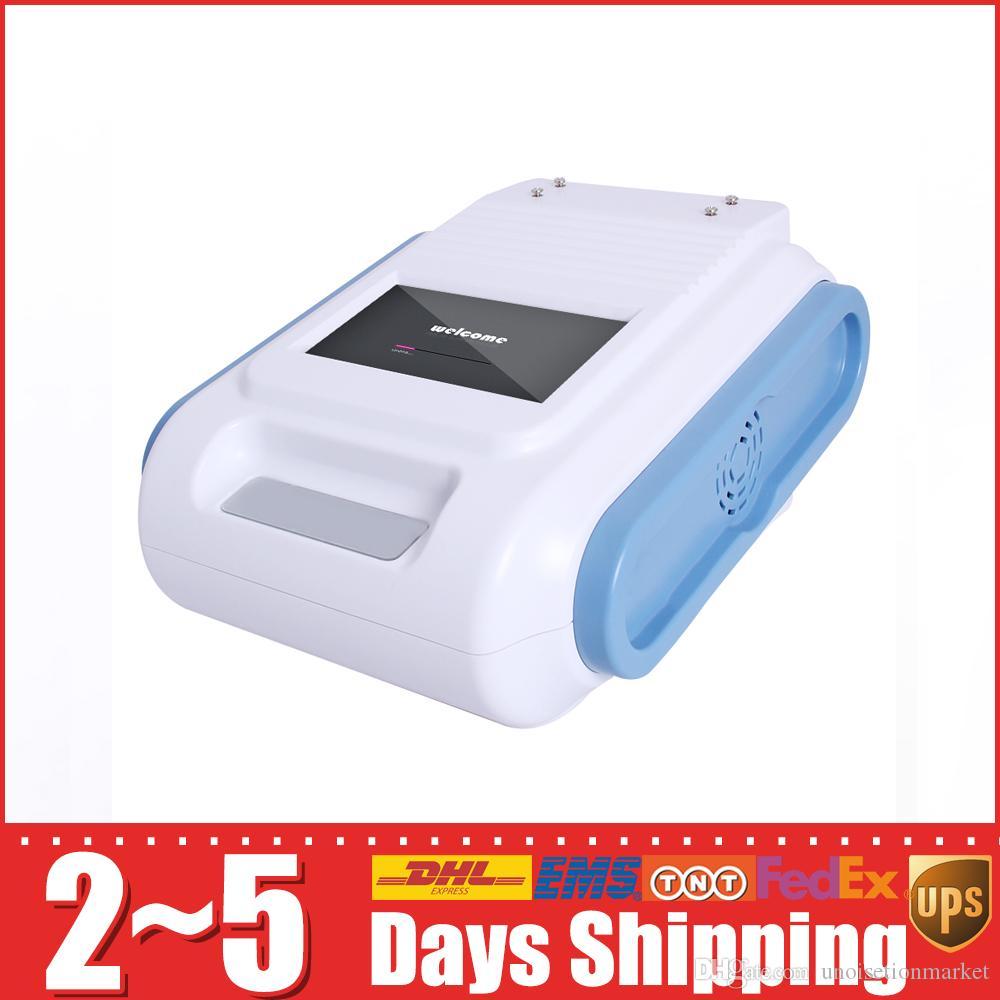 160MW LLLT LED Laser minceur Machine Fat Lossing 650nm 980nm Dégraissage Body Contour Machine minceur avec 6 grands et 4 petits Pads