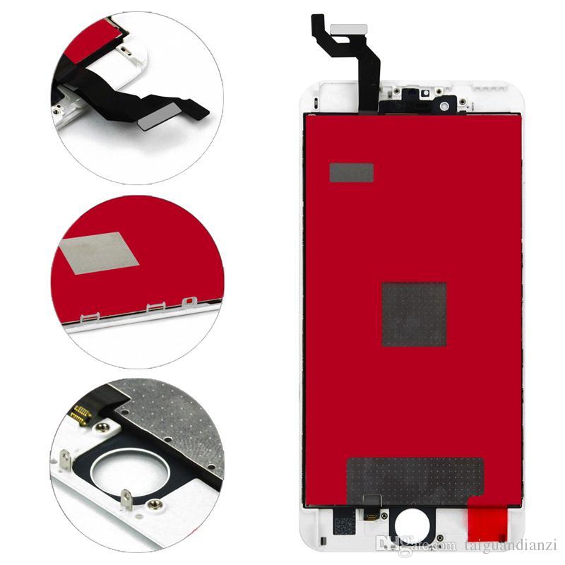 Orijinal LCD iphone 6 S Artı LCD Yedek Ekran Dokunmatik Digitizer 6 S Artı Ekran, ücretsiz teslimat
