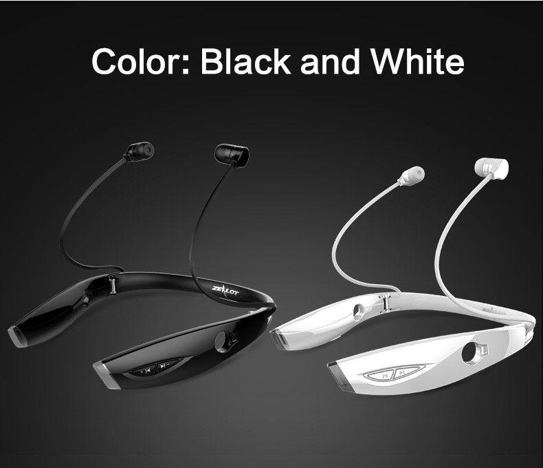 Zealot H1 Sport Senza Fili Bluetooth Cuffia Auricolare Moda À vendre dans le monde Bluetooth Stéréo Auricolare avec Il Mic