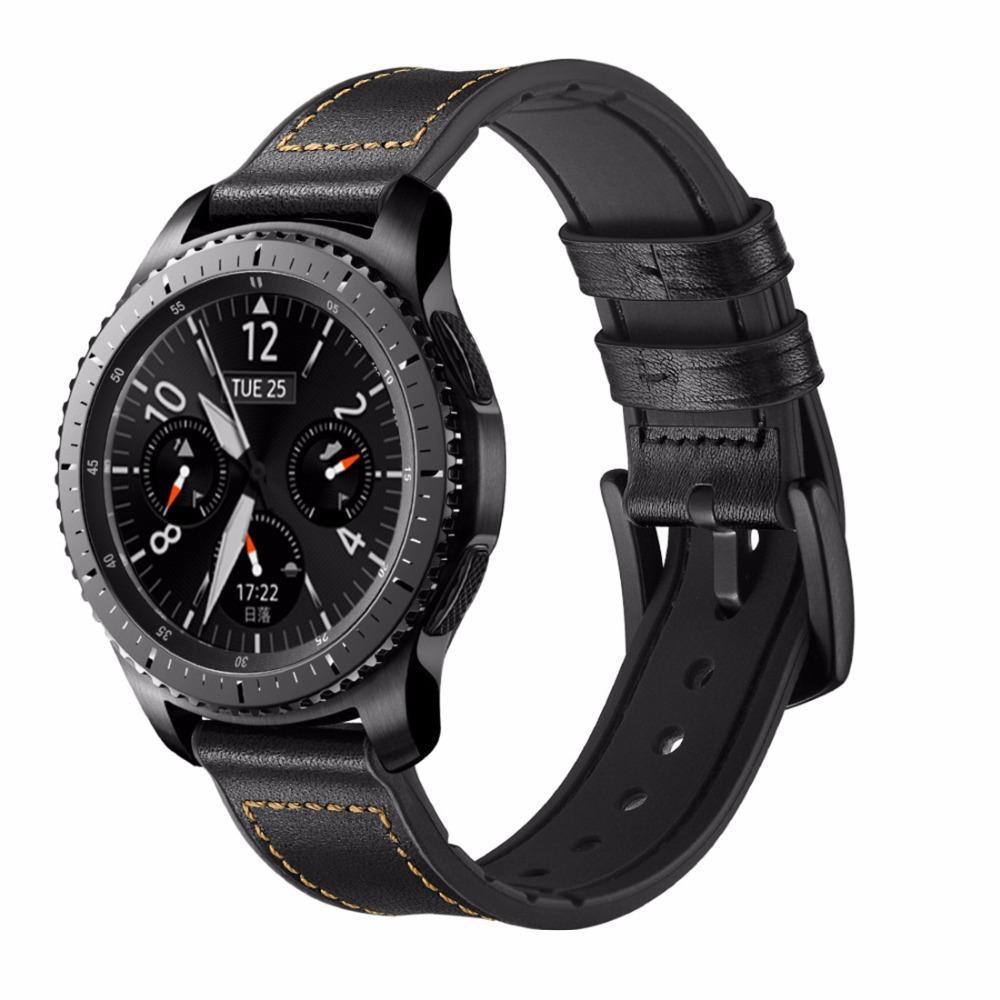 bracelet cuir gear s3