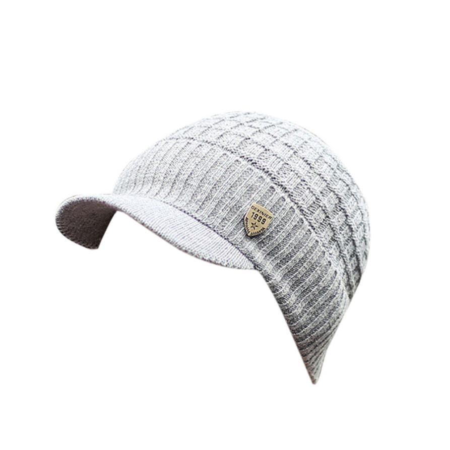 Compre KANCOOLD Sombreros Gorra De Moda Femenina Sólida Hombres ...