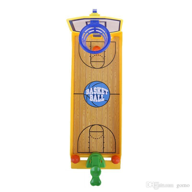 Children Funny Desktop Hockey Shooting Game Toys Kids Mini Basketball Football Finger Board Games Shoot Desktop Sport Toys