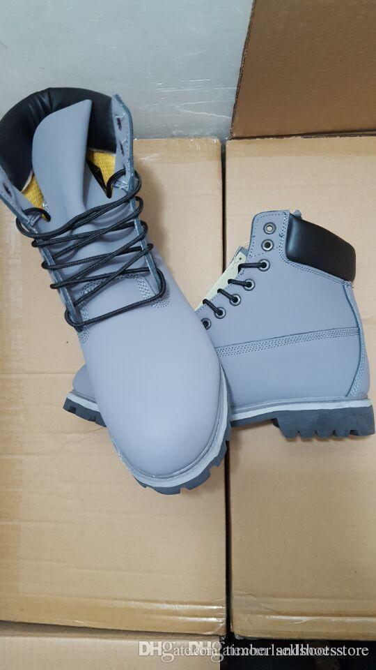 Compre Atyle Caliente Hombres Mujeres 10061 Madera 6 Pulgadas Botas Anti Fatiga Al Aire Libre Montañismo Zapatos De Alta Calidad Árbol Grande Registro