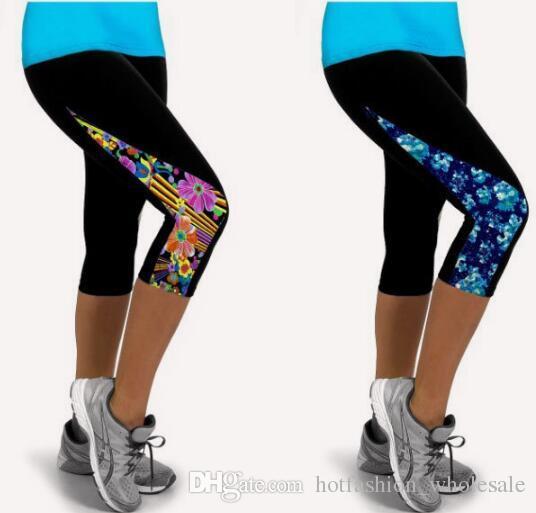 Семь суб брюки тощий живот высокой талией Shaped йога шорты дышащий Спорт безопасные шорты высокая эластичная фитнес вес свободные формирователь дно