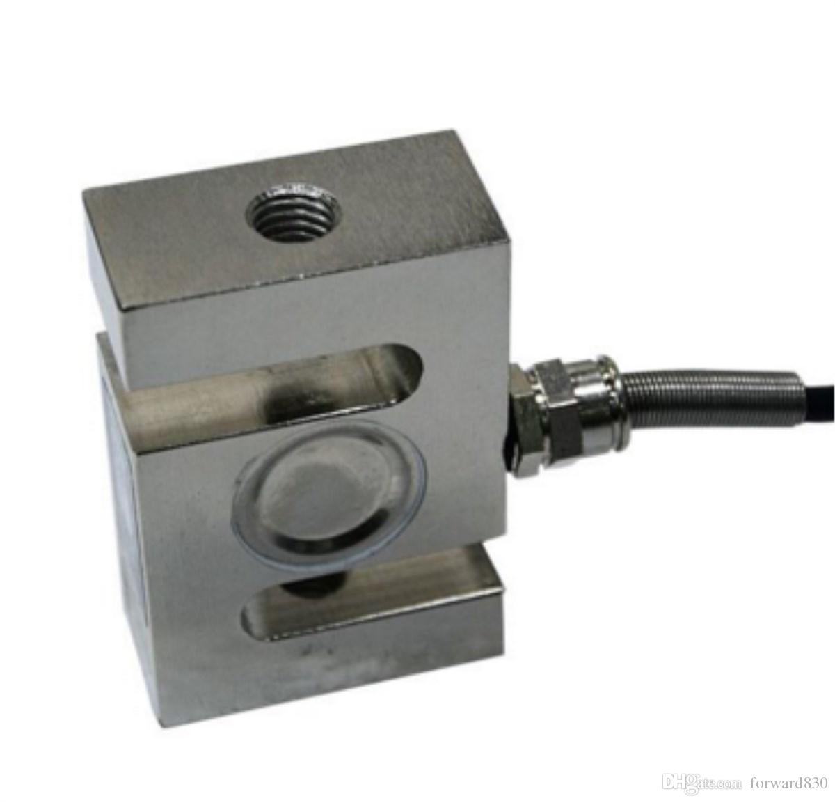 S TYPE Beam Load Cell Scale Sensor Weighting Sensor 1000kg//1T /& Cable Weight t