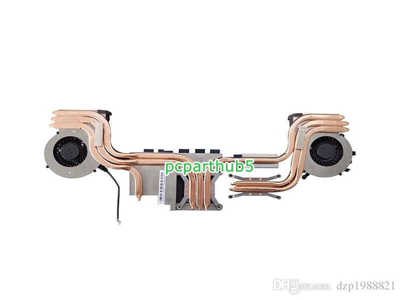 NEUER Kühler für MSI GE62VR GP62VR GP62MVR CPU Kühlkörper mit Lüfter PAAD06015SL N366 N371