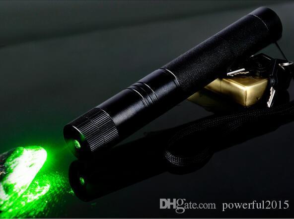 الحار! عالية الطاقة 50000m 532nm الليزر مصباح يدوي مؤشر ليزر أخضر ، SD الليزر 303 focusable