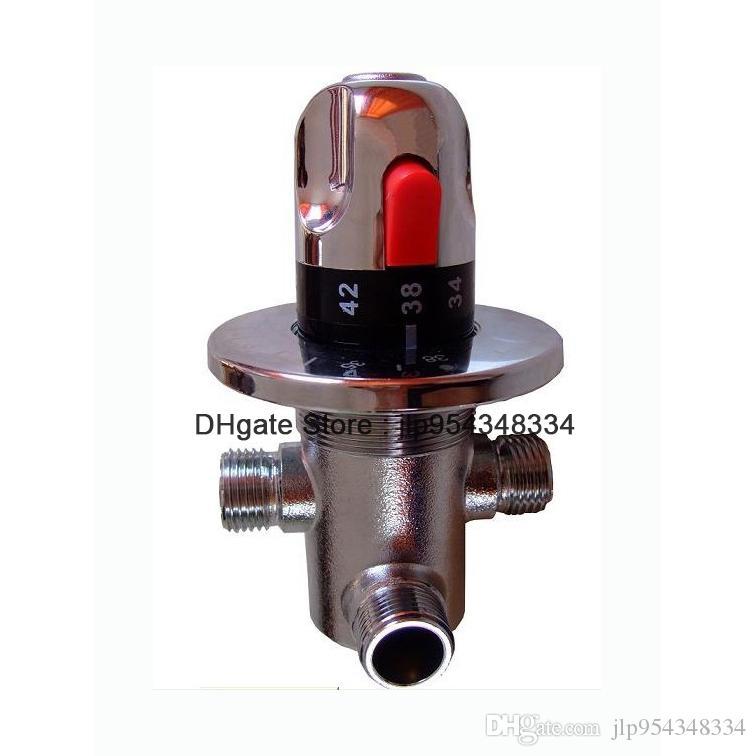 vanne thermostatique pour chauffe-eau solaire / thermostatique vanne d'eau / thermostatique laboratoire mélangeur / coldhot eau contrôleur automatique