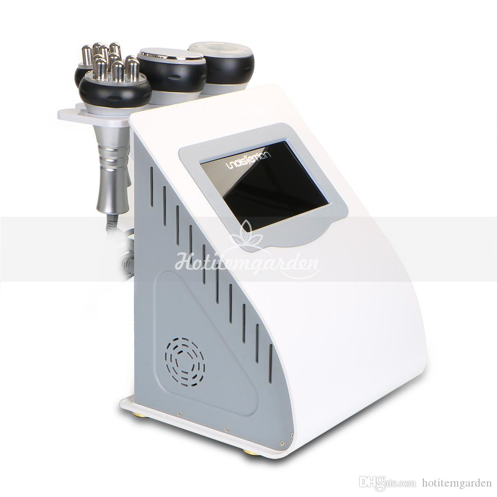 Hiçbir Yan Etkileri Yüz Liposuction ultrasonik kavitasyon vücut zayıflama Vakum RF Yağ kaybı Güzellik Makinesi Kaldırma sıkın