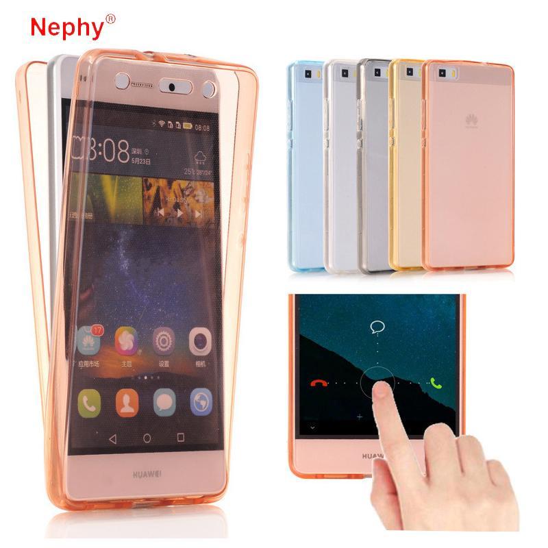 Coque Pour Huawei P10 Lite P10 Plus Hono 8 Lite 360 Degrés Complet Silicone Téléphone Coque Pour Huawei P8 P9 Lite Couverture Proposé Par Super006, ...