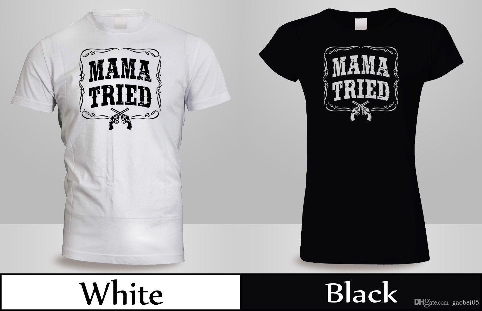 Shirt Mama Tried Merle Haggard T