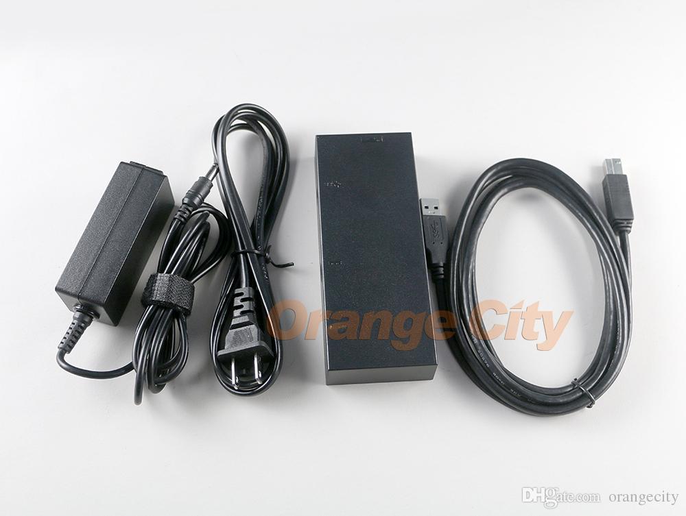 NUOVA versione Alimentatore adattatore sensore Kinect 3.0 per Xbox One S / X / PC Windows Per XBOXONE Slim / X Kinect Adapter