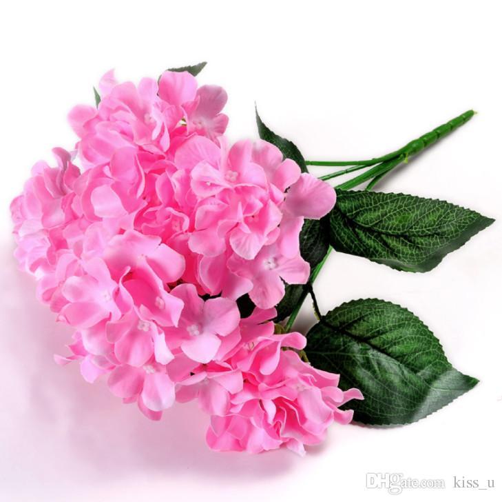 زهور اصطناعية حرير كوبية العروس باقة الزفاف الرئيسية اكسسوارات الديكور العام الجديد لترتيب إناء الزهور