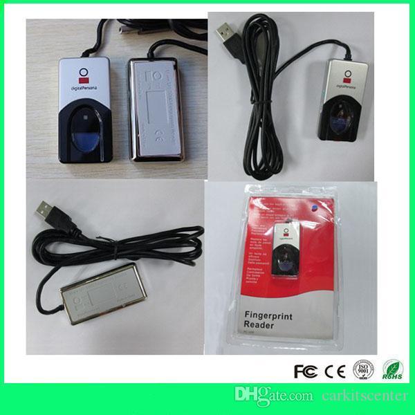 CKC 1pc Classical URU5000 Digital Persona Scanner USB Bio lector de huellas dactilares Sensor URU5000 para PC de la computadora Home Office SDK gratuito