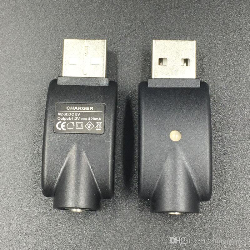 Electronic Cigarettes eGo USB Charger In 5V Out 4.2V for ego-t evod twist Battery charger CE3 atomizer free shipping