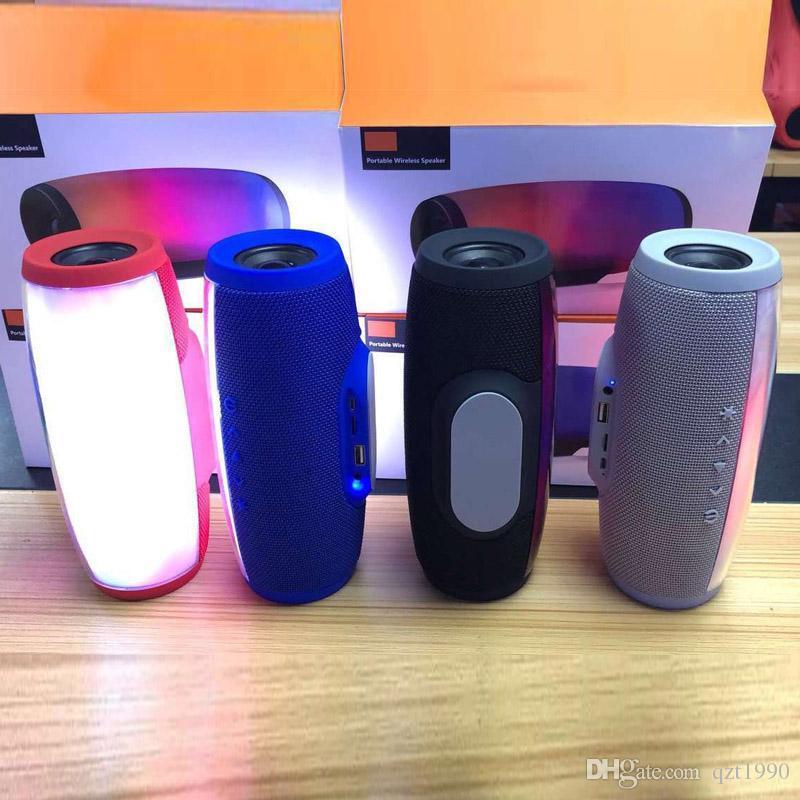 1pc Bluetooth Speaker Z11 Stereo 14 LED Lights Subwoofer Bass Pulsation Wireless USB Portable Bluetooth Speaker
