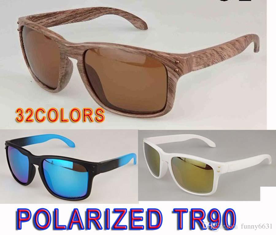 summer MAN Brand Polarized Sunglasses TR90 Material Wind glasses Women Outdoor Sport Cycling Eyewear driving glass 32 Colors FREE SHIPPING