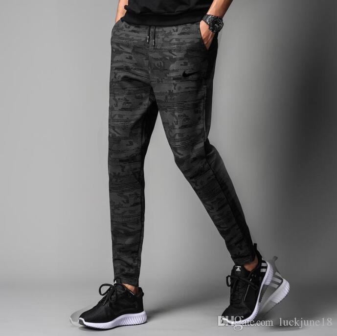 85a1c3916 Jogger Pants Sports New Brand men Joggers Casual Harem Sweatpants Sport  Pants men Gym Bottoms Track Training Jogging pants