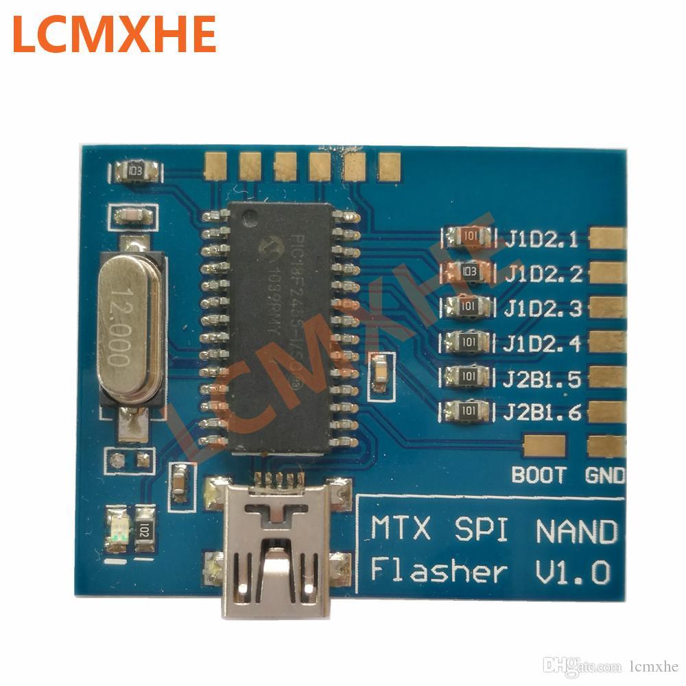Matrix MTX SPI NAND Flasher V1.0 Programmatore per XBOX360 XBOX 360 USB Spedizione gratuita