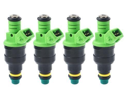 GROSSHANDEL- 4pcs Hochleistungs 440cc Einspritzventil Universal EV1 Einspritzventil 0280150558 für Ford Audi bmw VW Tuning Racing