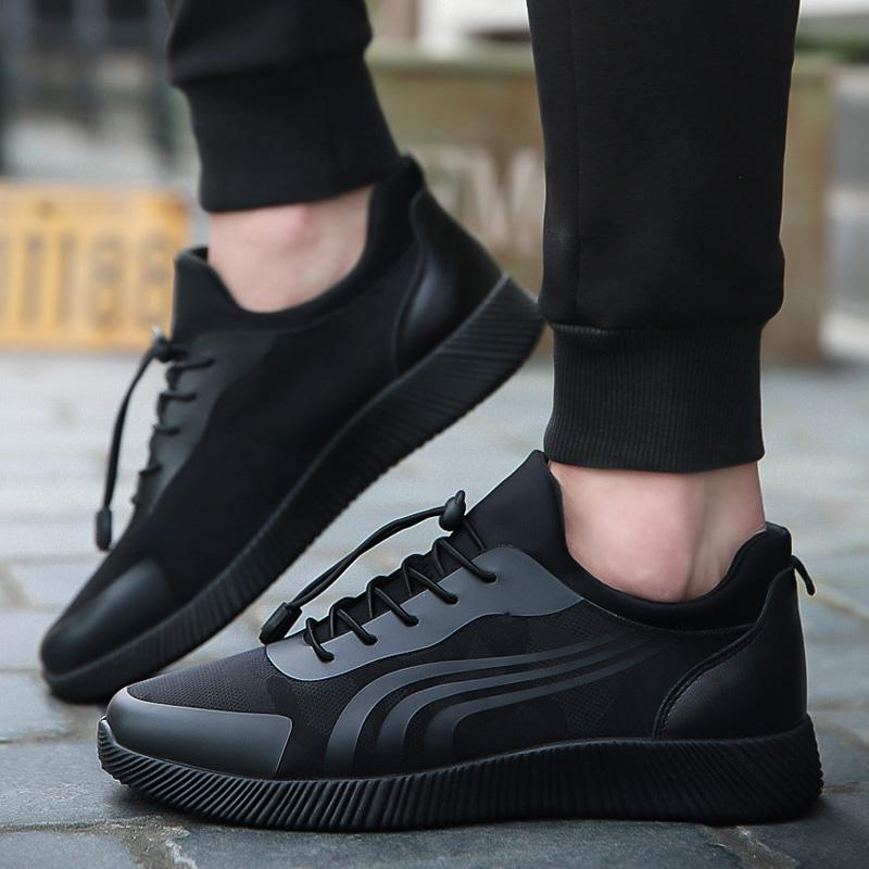 New 2018 Autumn And Winter Fashion Mens