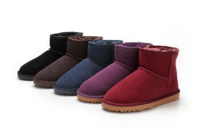 Women's Essential Mini Classic Boot