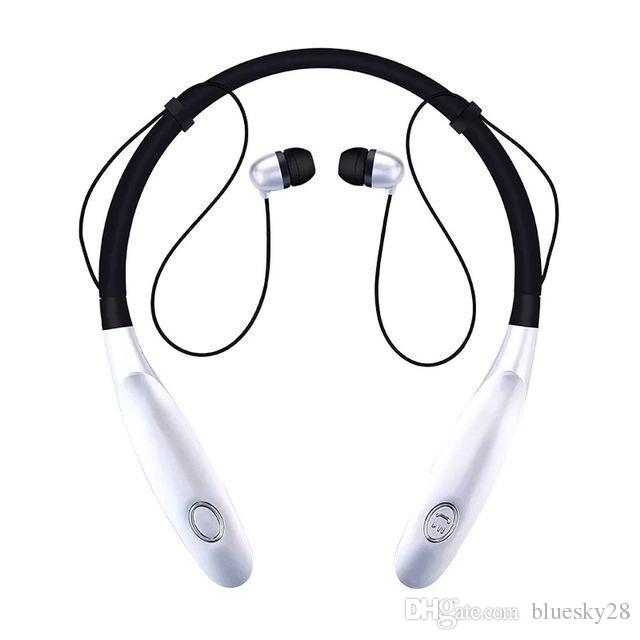 Hbs900s Bluetooth Headset Neckband Handsfree Sports Bluetooth Headphone With Mic Bass Earphone For Iphone 8 Plus Gaming Headphones Headphone Amplifier From Bluesky28 11 46 Dhgate Com
