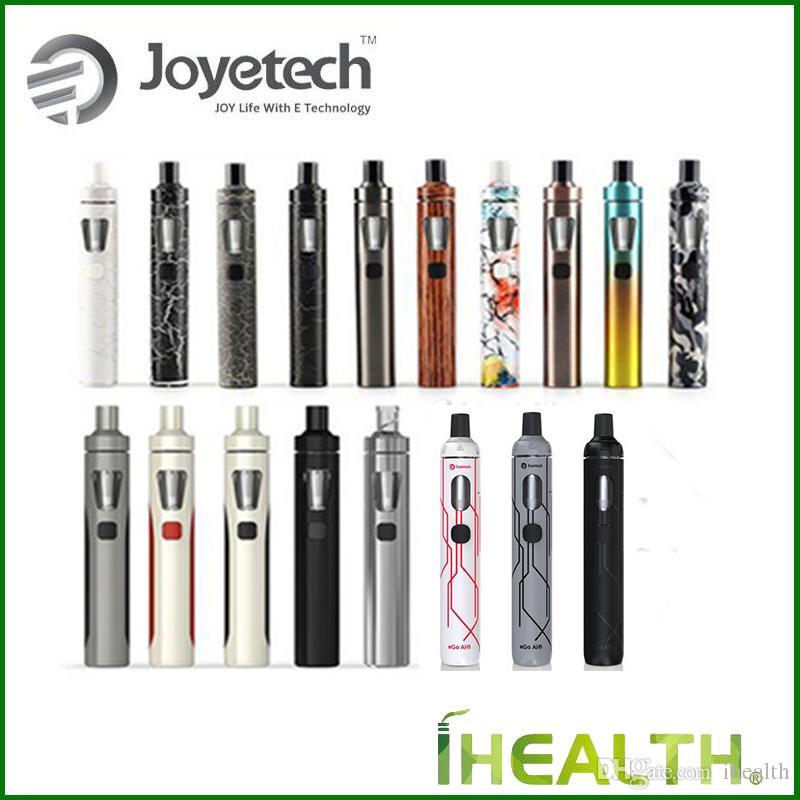 1500mAh Batarya ve 2ml e Likit aydınlatma LED 15 Renk% 100 Otantik Joyetech eGo Aio Kiti Hepsi Bir Arada Stil Cihazı