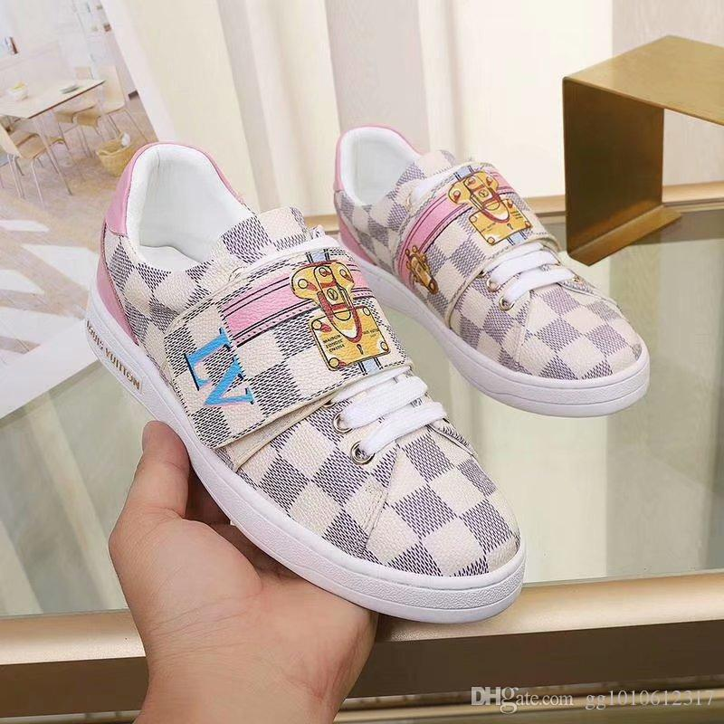 ed920417e3eb 2018 Luxury Noble Designer Women Sneaker Casual Shoes Top Quality Real  Leather Butterfly Decoration Velcro Sneakers Ace Shoes Sports