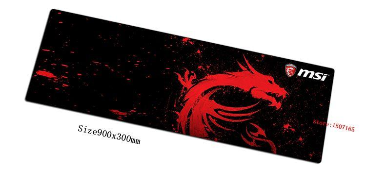 Custom Made Mouse Pad Personalized DIY Profession Extra Large Gaming Play Mat