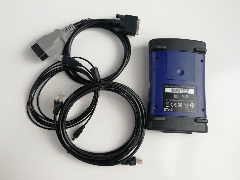 G-M MDI con wifi senza strumento di diagnostica HDD soft-ware auto multipla diagnostico dell'interfaccia OBD2 g-m mdi Diagnostic Tool
