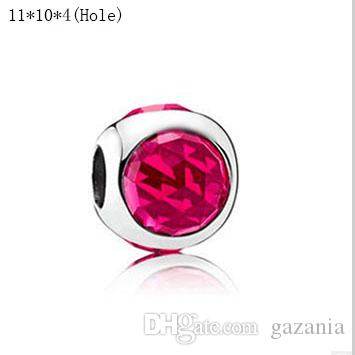 Pandora Style Charms 925 Silver Plated Fit For DIY Bead Bracelet 2018 New Design Factory Price Mother's Day Gift 4mm Hole Special Discount