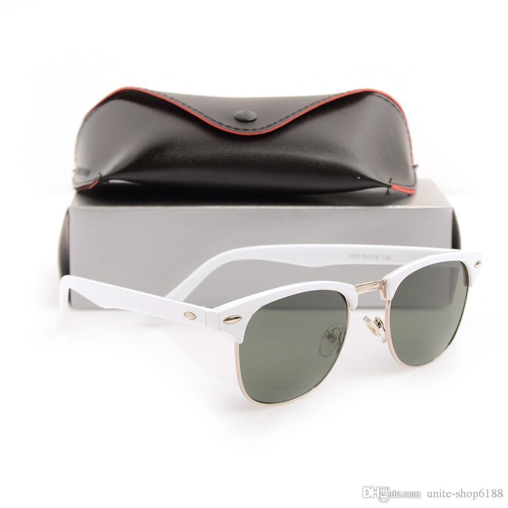 Brand Designer Sunglasses High Quality Metal Hinge Brand Sunglasses Mens Glasses Classic Womens Sun glasses with Original cases and boxs