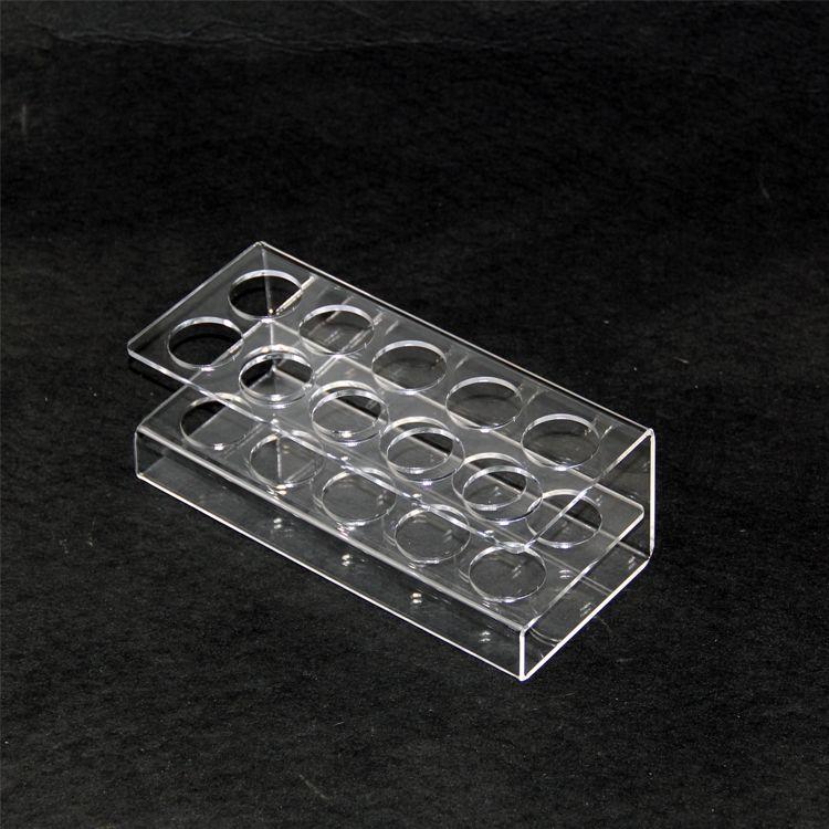 Acrylic display clear stand shelf holder vape rack show case for 10pcs or 16pcs 60ml chubby plastic bottles e liquid eJuice bottle DHL