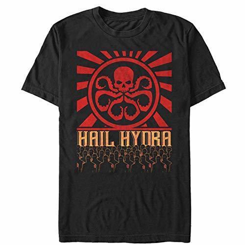 T-shirts d'été T-shirt Hail Hydra Army pour hommes T-shirt manches courtes